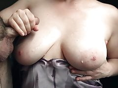 Glazing - Volume II - a cum on tits compilation