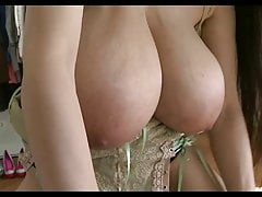 huge Tits with milk