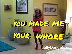 Give me your wife I want to fuck her Sally Dangelo