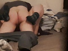 Cheating Gf Fucking random Guy while i filmed