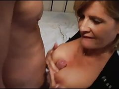 Hot French mature woman
