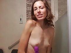 Youtuber mom rain masturbating