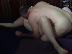 Wife cuckolds hubby on her birthday