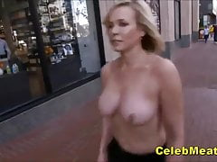 Celeb Milf Chelsea Handler Showing Her Tits and Ass